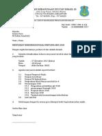Surat Panggilan Mesyuarat Ko 1