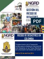 Asistencia Humanitaria Colombia