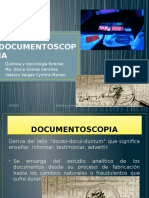 Documentoscopia