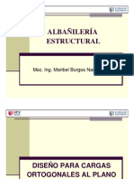 Diseño Para Cargas Ortogonales