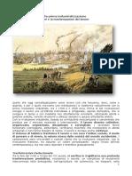 Lavoro Prima Industrializzazione Lezione