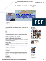 Atividade-Geografia Com Hélio Chagas_ Exercícios; Região Sudeste