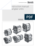 General Instruction Manual _ Bosch Rexroth