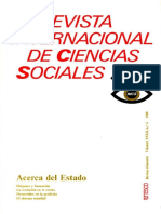 RICS - Autores Varios Sobre Estado