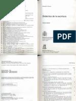Didáctica de la escritura - Donald H. Graves.pdf