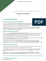 Histoire Du Béton _ Lafarge Algérie - Histoiredubeton