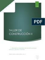 Unidad 1Procesos de Construccion de Inst.
