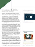 Alemanha vai proteger empresa estratégica de aquisição do exterior _ Valor Econômico