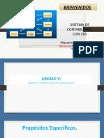 Sistema de Contabilidad I Tema 5 Diseño y Control de Los Formularios