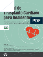Manual Transplante Cardiaco