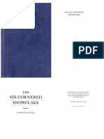 The Six Cornered Snowflake - Johannes Kepler