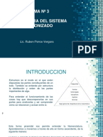 Estructura Del Sistema Armonizado