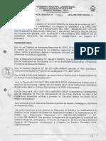 Directiva Fin de Año 2017