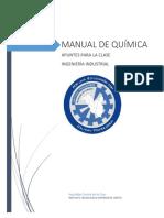 Manual de Apuntes de Química