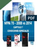 NEC 2014 CondicionesEspecialesPlantasElectricas