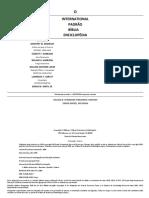 Enciclopédia  Internacional - Standard Vol. 01