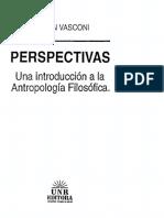 Vasconi Ruben - Perspectivas - Una Introduccion A La Antropologia Filosofica.pdf