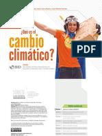 Curso Educación sobre el Cambio Climático BID - Módulo 1 ¿Qué es el Cambio Climático?