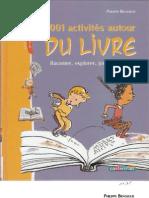 1001 activités autour du livre