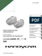 HDRCX550V_handbook_ES.pdf