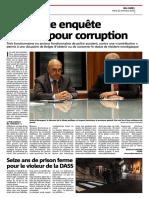 Enquête ouverte pour corruption à Monaco