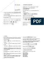 Formulario de Física- Inducción, Ondas, Óptica