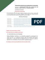 Comentarios Para Preparación de Propuesta de Elaboración de Cotizaciones