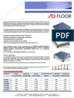 Folleto Piso Tecnico ADfloor - At