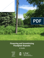 Financing and Incentives Guide for Floodplain Buyouts