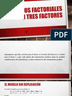 Diseños Factoriales Con Tres Factores ita