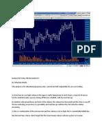 ES Analysis for 9th Nov 07