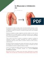 Crecimiento Muscular e Inhibición Por Contacto