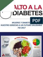 Material Educativo Diabetes de Apoyo Para Los Ambulatorios