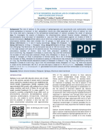 ANTI-CONVULSANT EFFECT OF NIFEDIPINE, DIAZEPAM AND IN COMBINATION ON MES INDUCED EPILEPSY IN RATS
