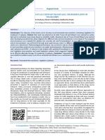 PREPARATION AND EVALUATION OF TRANSNASAL MICROEMULSION OF VIGABATRIN