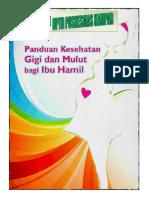 303685211 Panduan Kesehatan Gigi Dan Mulut Bagi Ibu Hamil