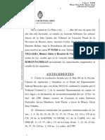 Díaz Villalba Inconstitucionalidad 22 Bis Cppba