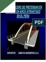Samayca Puentes en Arco
