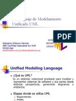El Lenguaje de Modelamiento Unificado Uml