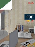 KIA Ceramics - 2015 - Booklet