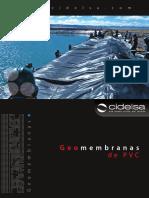 Geomembrana PVC - 2012 Jul