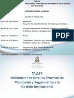 Presentacion Taller UPEG - REV