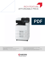 Kyocera M8124cidn M8130cidn Brochure