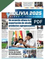 Separata Bolivia 2025 Nº 68-Redes