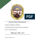 Solucionario de Examen de Metodos Numericos 2017 II Hvca