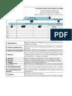 Matriz de Identificacion Evaluacion y Control de Riesgos 21-08-2017