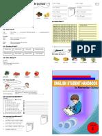 Materi Bahasa Inggris Kelas VI