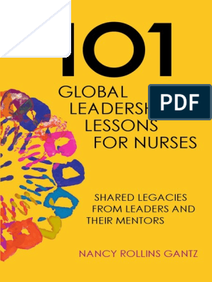 101 Global Leadership Lessons for Nurses | Mentorship | Nursing