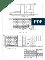 plano fachada