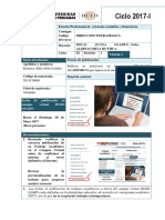 FTA-2017-1-M1 1 DIRECCION ESTRATEGICA. 25.03.2017(1)